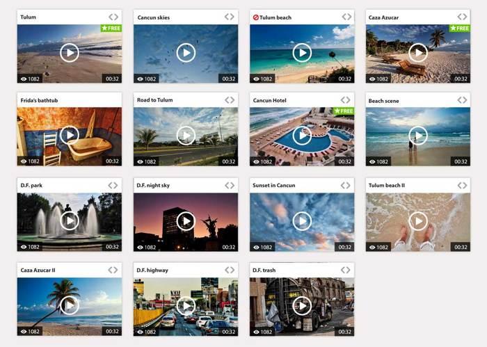 Efficient management of Videos