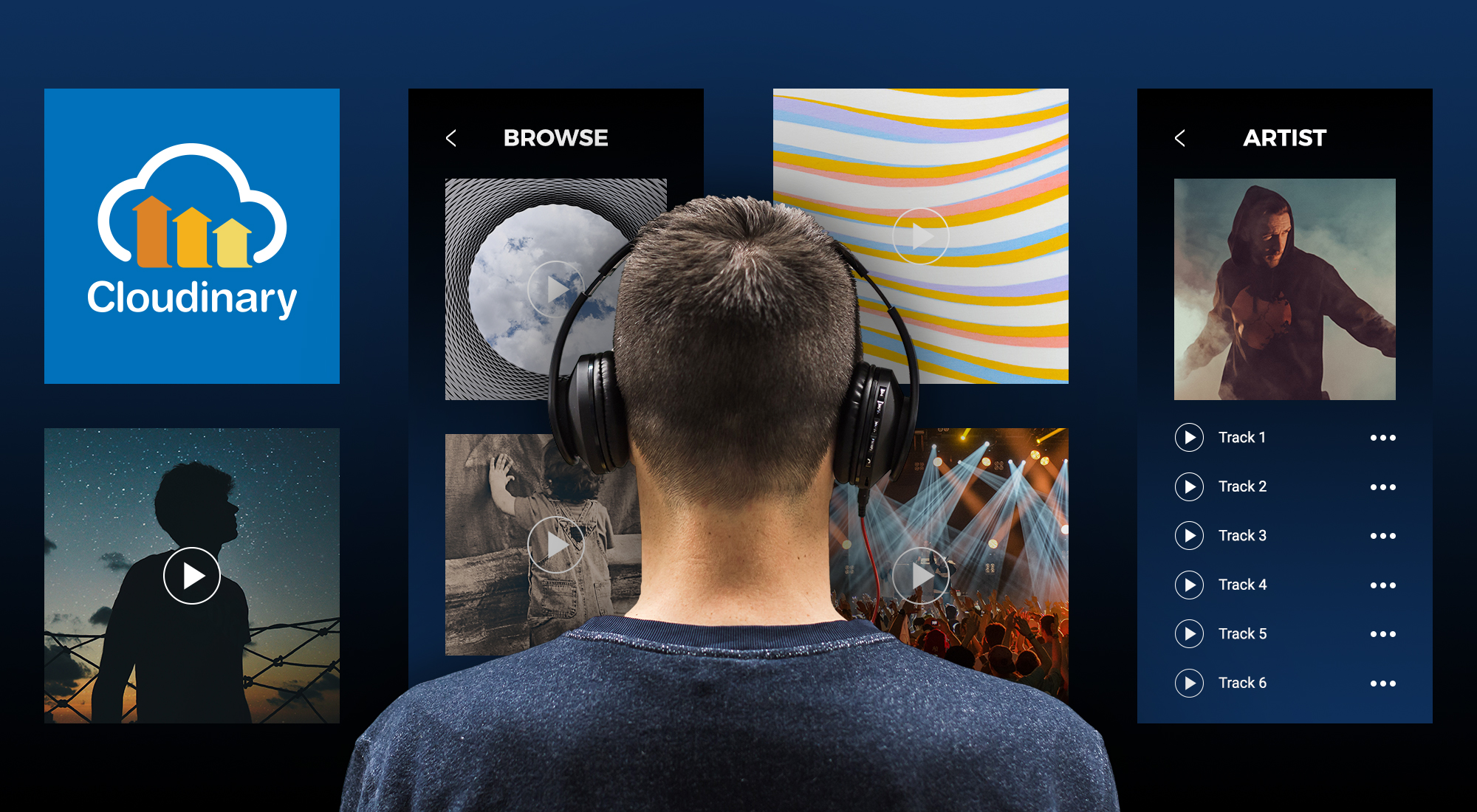 Building a Music Discovery Service
