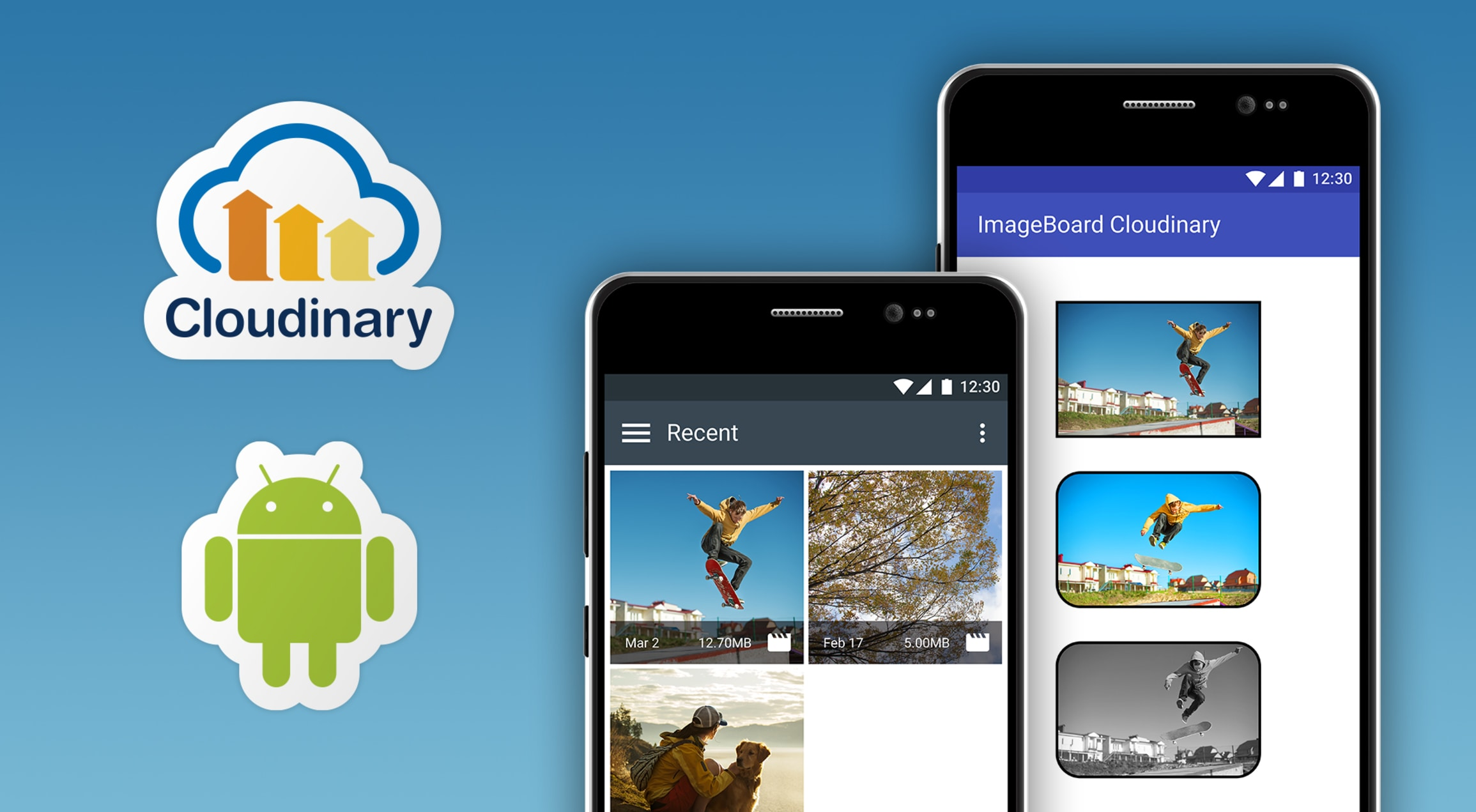 Build Your Own Image Storyboard Android App