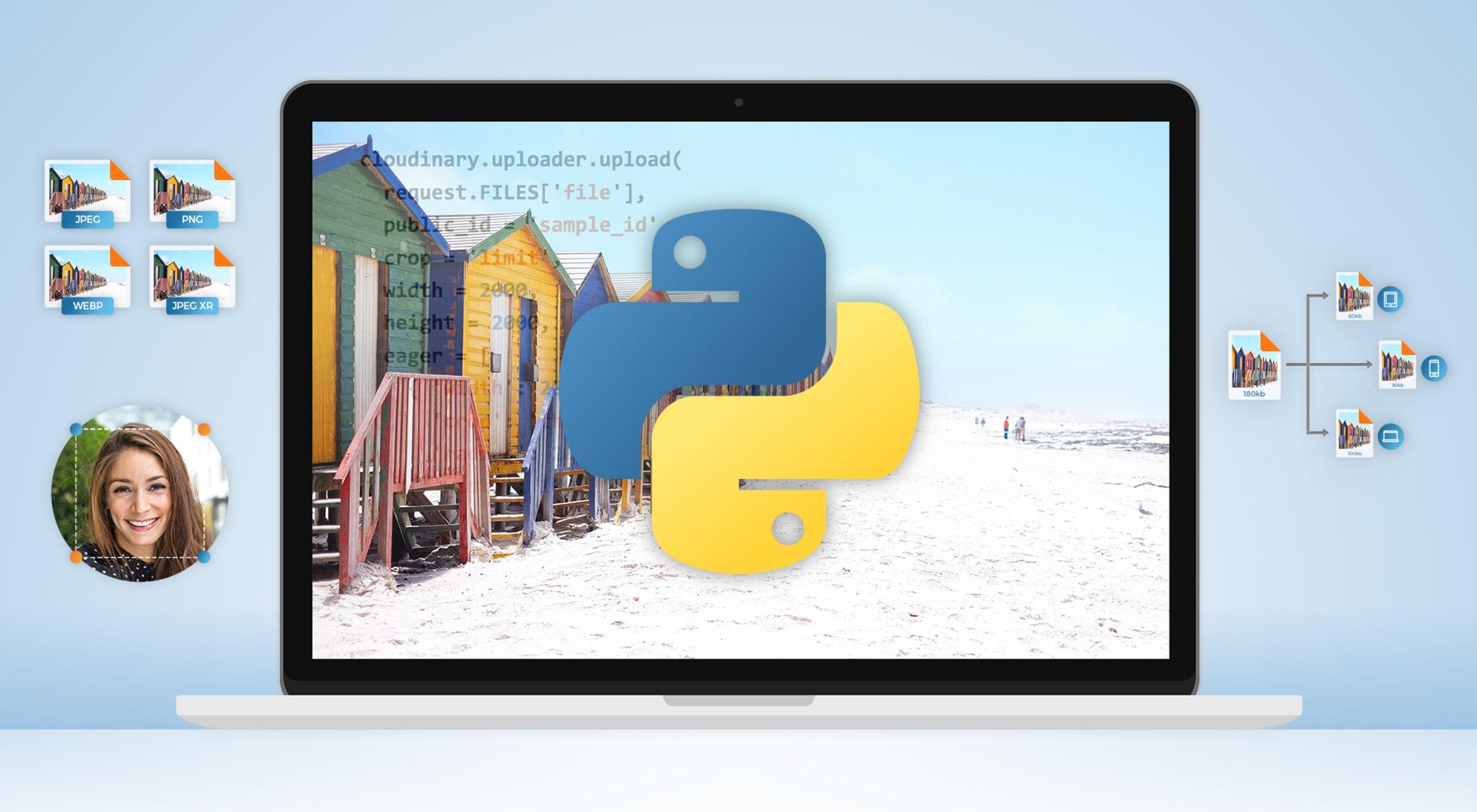 Python Image Optimization and Manipulation
