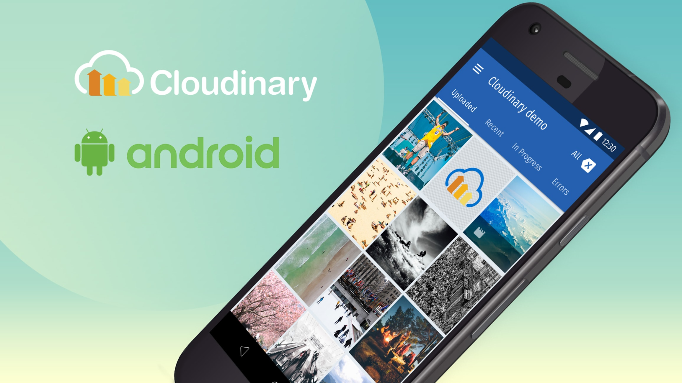 Address mobile challenges with the Cloudinary Android SDK
