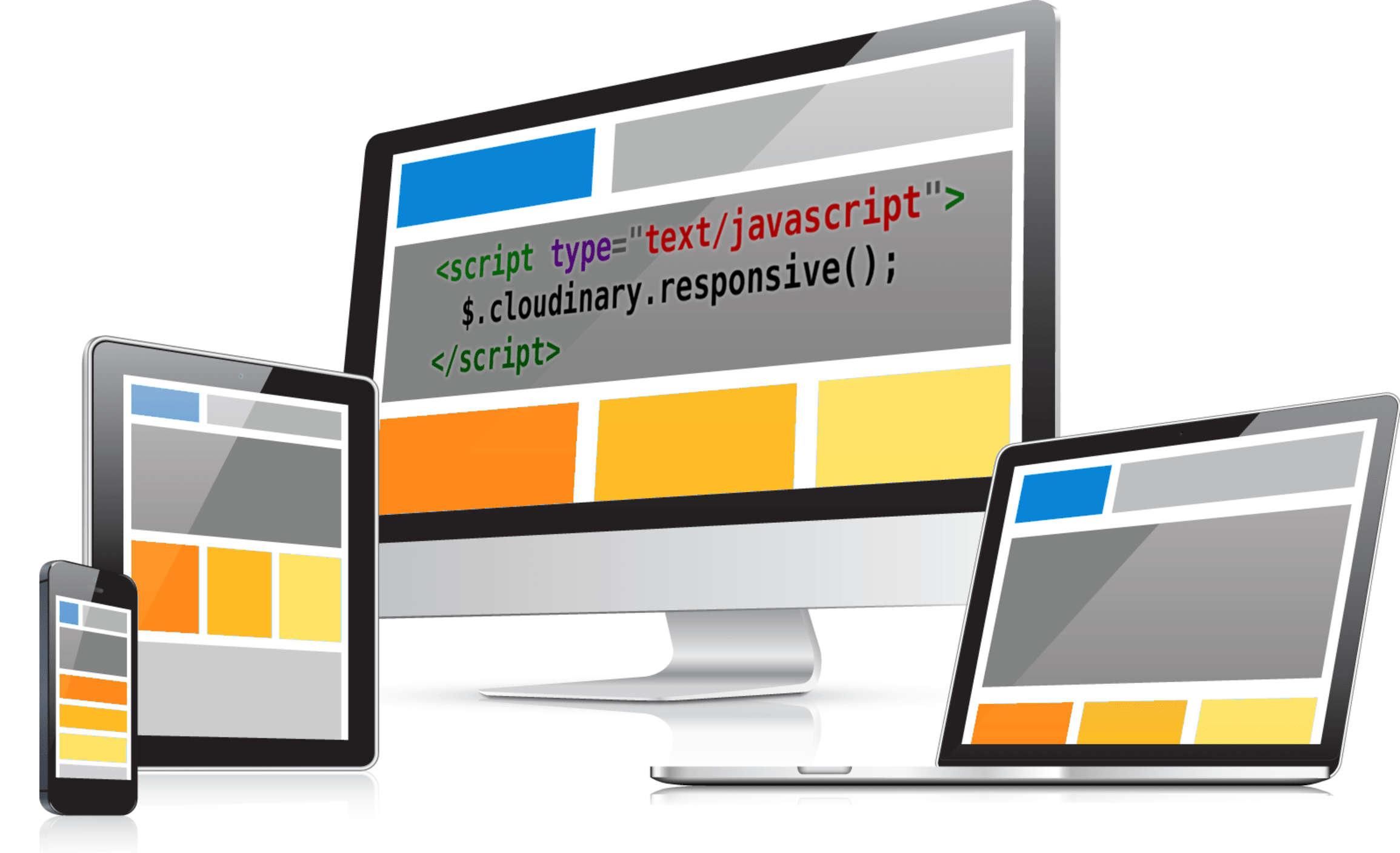 Automatically Create Images for Responsive Web Design