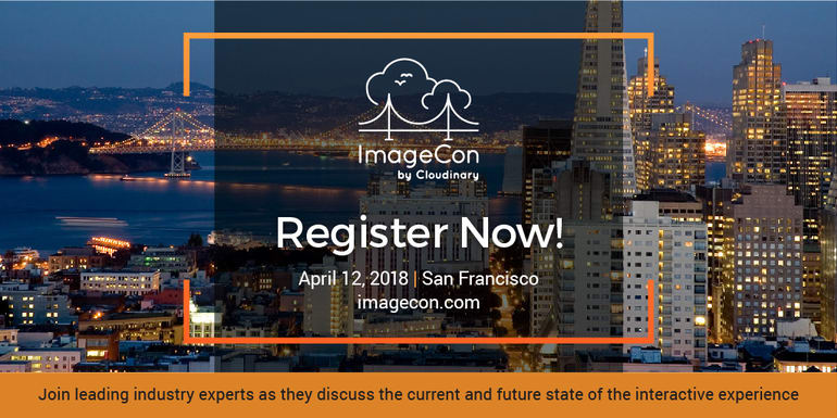 Eat, Sleep, Drink Interactive Media? Us too. Join us at ImageCon 2018.