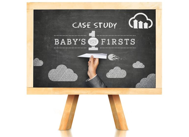 How Baby's Firsts save development time with Cloudinary