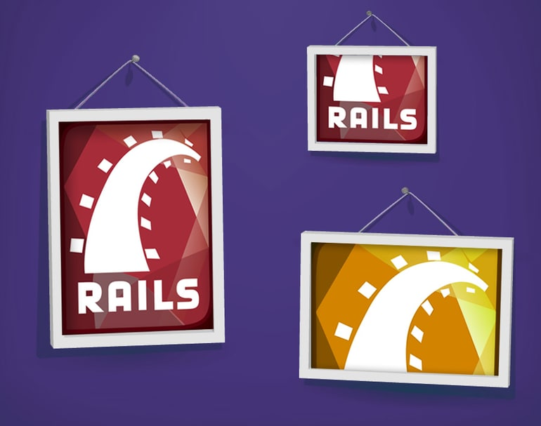 End to end image management solution for Ruby on Rails