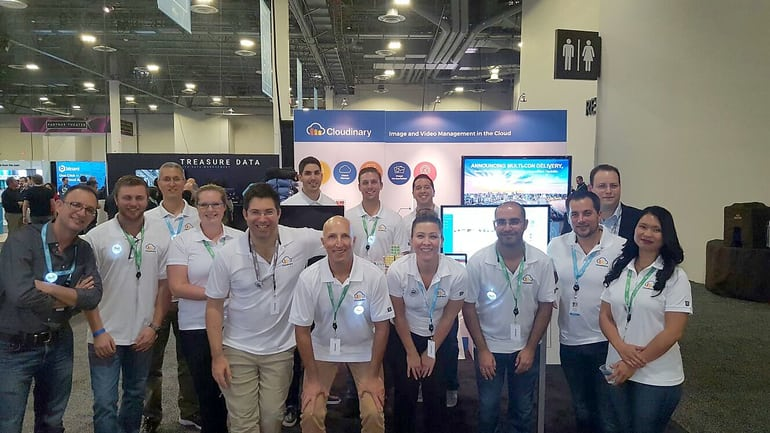 Cloudinary's experience at AWS re:Invent 2016