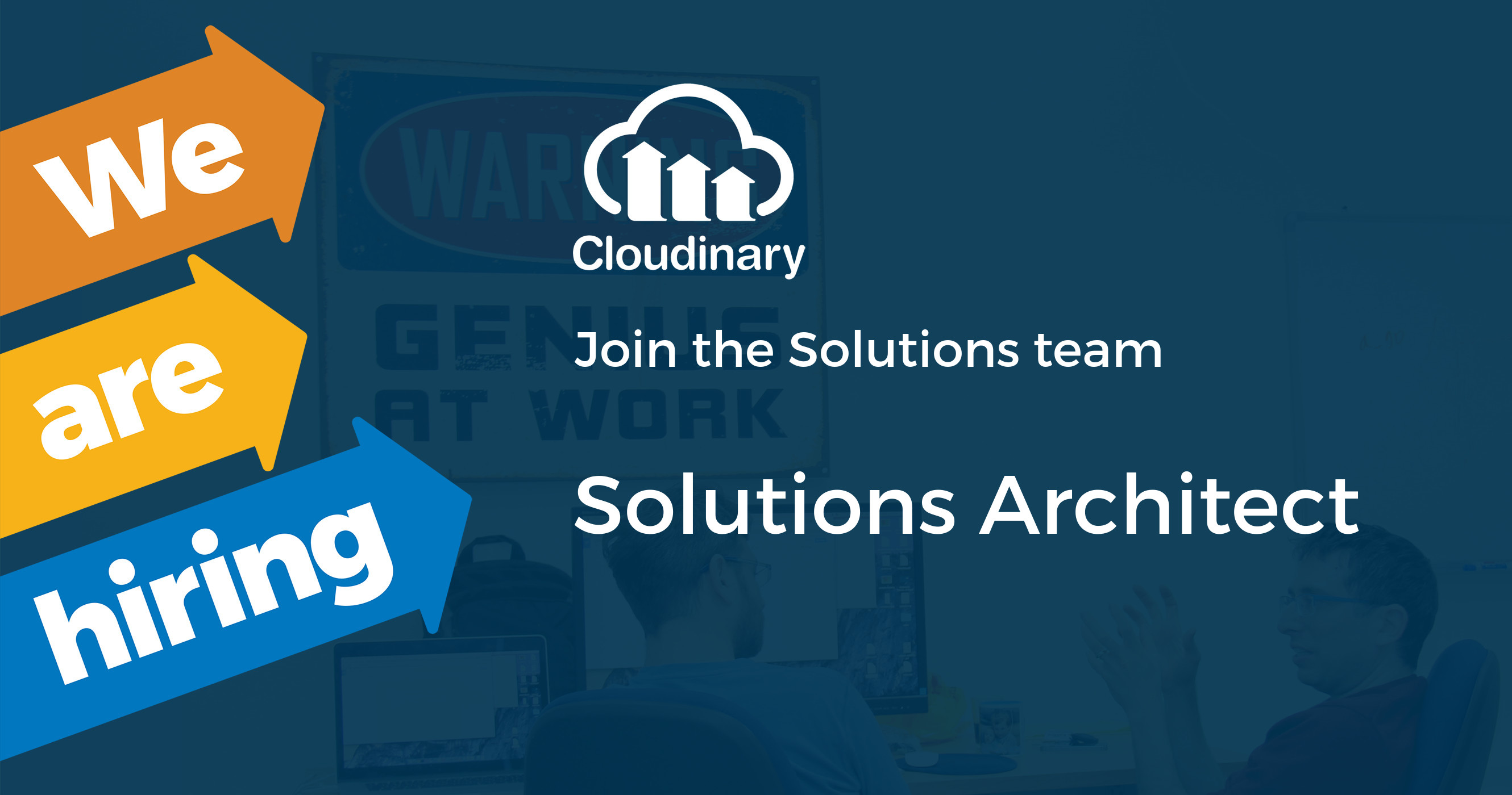 Cloudinary Solutions Architect