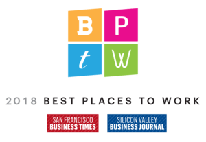 "Cloudinary has been awarded the ""Best Place To Work"" Silicon Valley 2018"