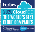 2020 The World's Best Cloud Companies
