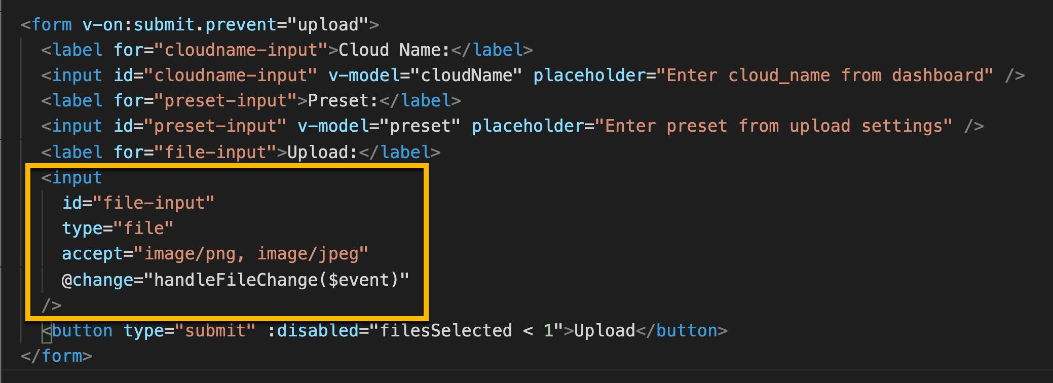 Code File Input