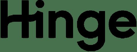 Hinge Front Logo