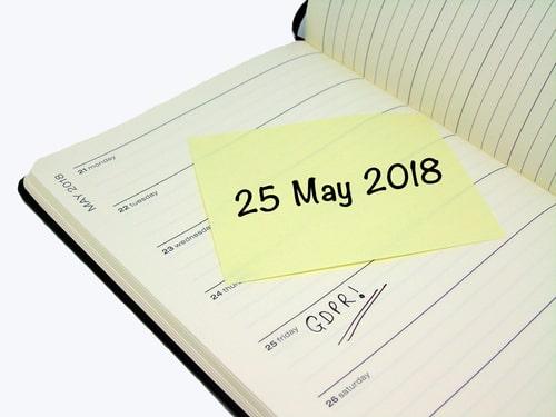 GDPR D-day: May 25, 2018