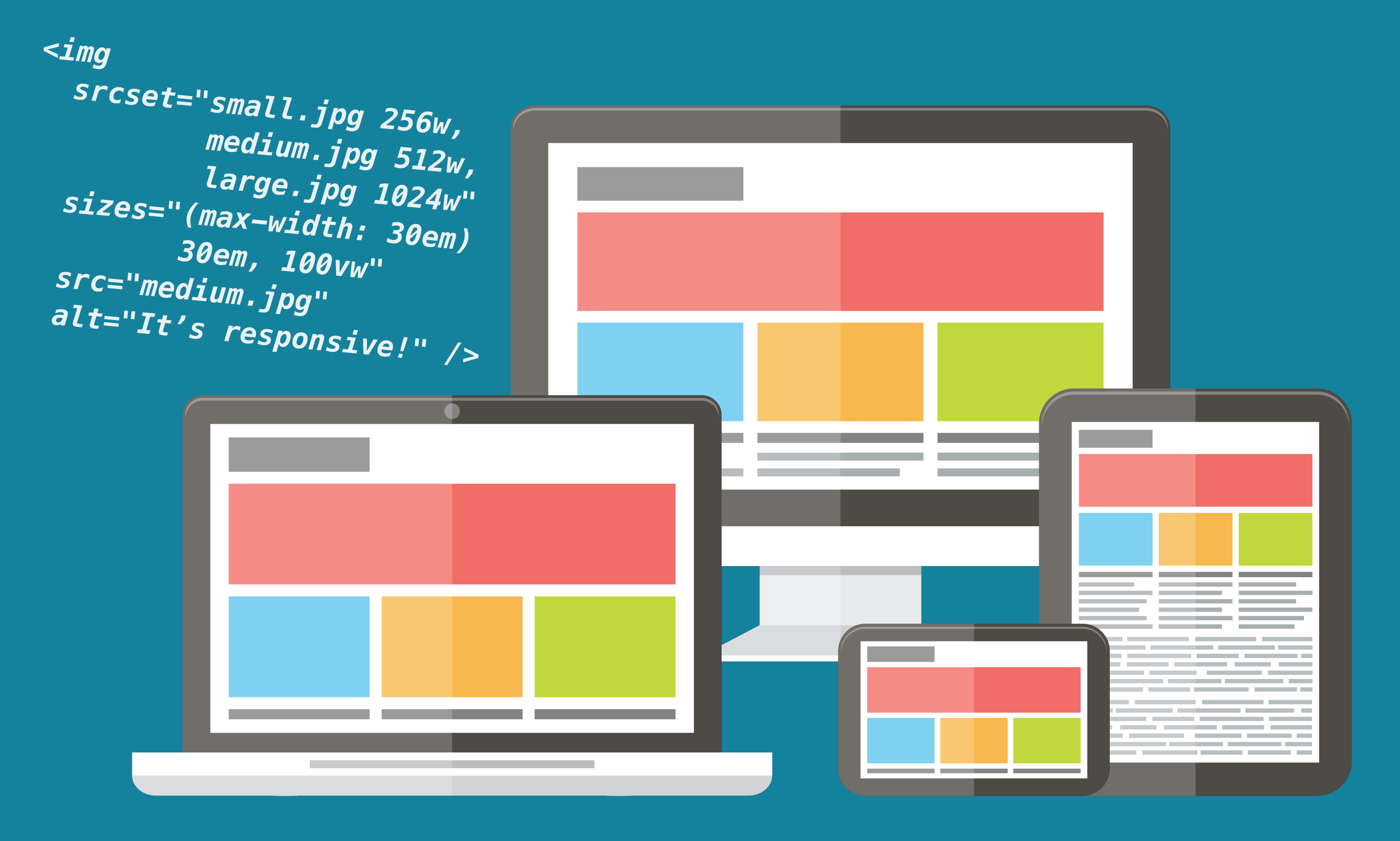 Responsive Images: The srcset and sizes HTML Image Attributes