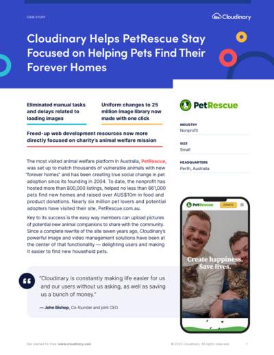 "Case Study Pet Rescue"" width="