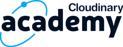 Cloudinary Academy