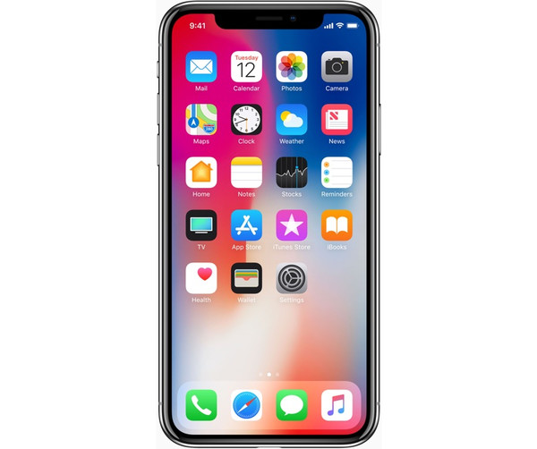 spot the notch on top
