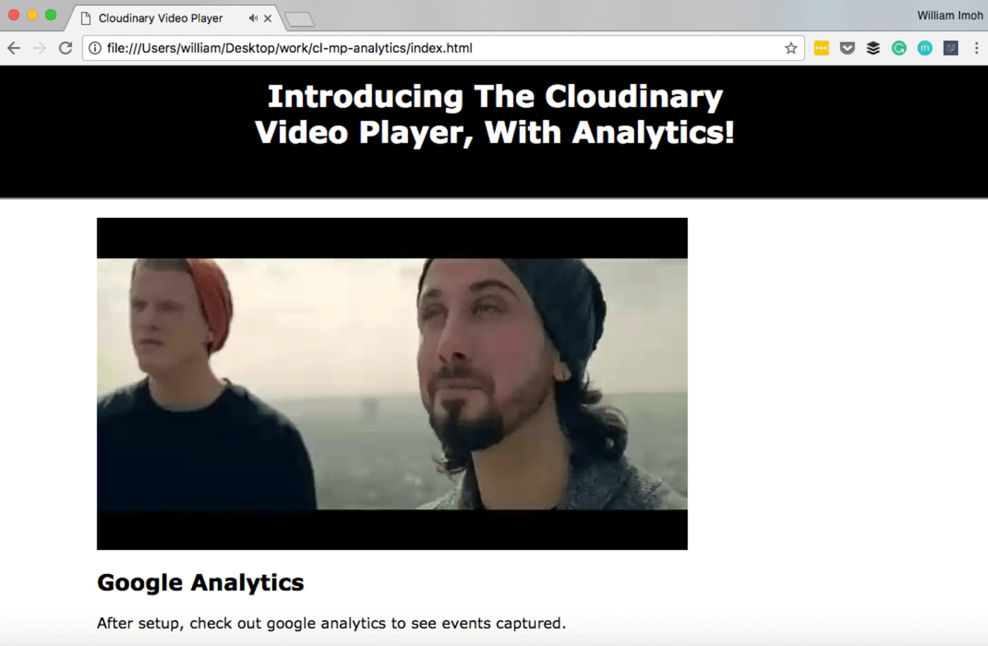 Video Tracking With Google Analytics Made Simple