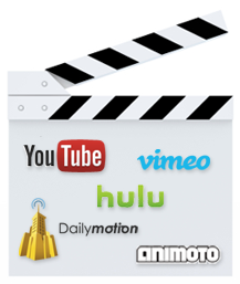Generating video thumbnails from YouTube and other video sites